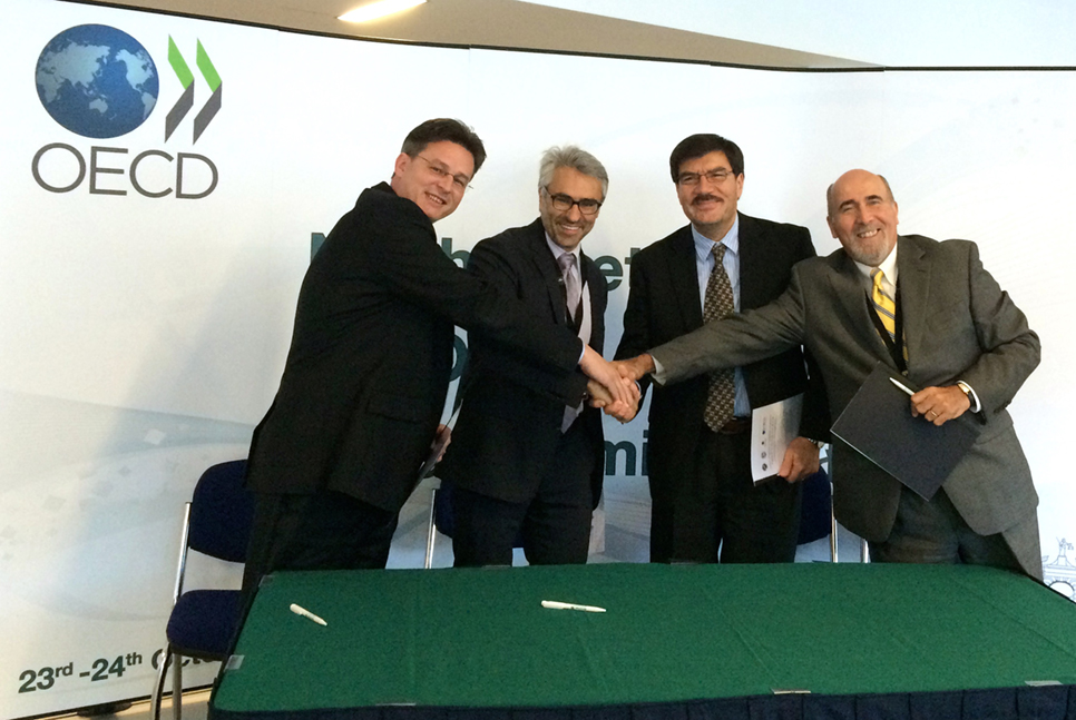 Imf iota and oecd sign letter of intent to establish a common ciat imf iota and oecd sign letter of intent to establish a common platform for the collection of data concerning tax administration spiritdancerdesigns Image collections
